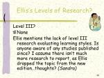 ellis s levels of research4