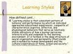 learning styles6