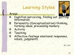 learning styles8