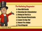 the marketing ringmaster1