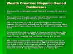 wealth creation hispanic owned businesses1