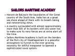 sailors maritime academy1