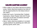 sailors maritime academy7