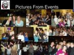 pictures from events