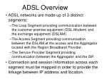 adsl overview