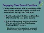 engaging two parent families2