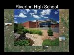 riverton high school