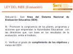 ley del inee evaluaci n3