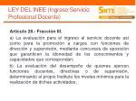 ley del inee ingreso servicio profesional docente1