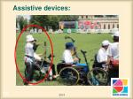 assistive devices9