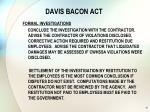 davis bacon act45
