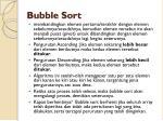 bubble sort1