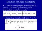 solution for zero scattering2