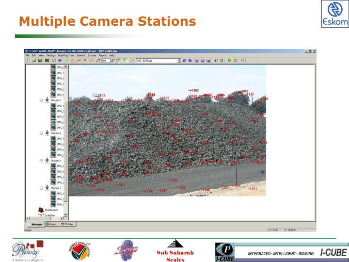 Multiple Camera Stations