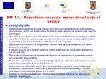 dmi 1 3 dezvoltarea resurselor umane din educa ie i formare2