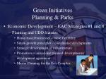 green initiatives planning parks3
