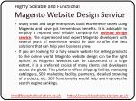highly scalable and functional magento website design service2