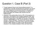 question 1 case b part 2