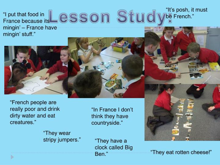 Lesson Study: