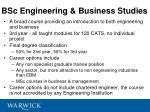 bsc engineering business studies1
