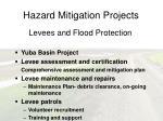 hazard mitigation projects