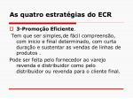 as quatro estrat gias do ecr3