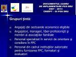 documentul cadru de implementare pos dru 2007 2013 cnd pt oi pos dru13