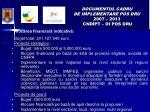 documentul cadru de implementare pos dru 2007 2013 cnd pt oi pos dru2