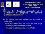 documentul cadru de implementare pos dru 2007 2013 cnd pt oi pos dru5