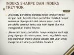indeks sharpe dan indeks treynor1