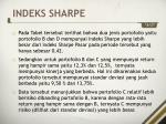 indeks sharpe2