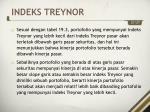 indeks treynor3