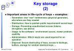key storage 2