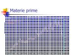 materie prime2