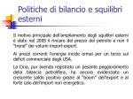 politiche di bilancio e squilibri esterni3