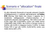 scenario e allocation finale2