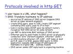 protocols involved in http get