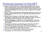 protocols involved in http get2