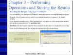 chapter 3 performing operations and storing the results3
