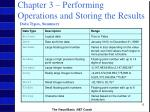 chapter 3 performing operations and storing the results5