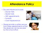 attendance policy1