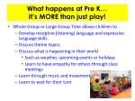 what happens at pre k it s more than just play4