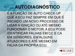 autodiagn stico