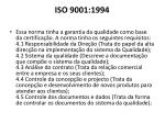 iso 9001 1994