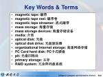 key words terms2