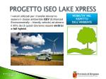 progetto iseo lake xpress4