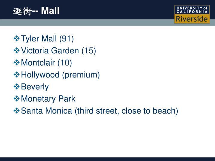Tyler Mall (91)