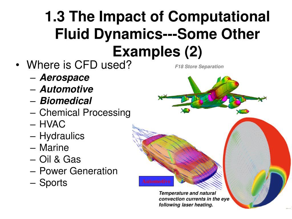 PPT - 計算流體力學 Computational Fluid Dynamics (CFD