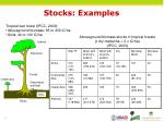 stocks examples