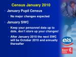 census january 2010
